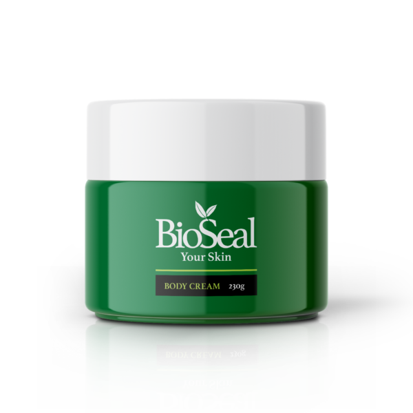 BioSeal Body Cream 230g Front